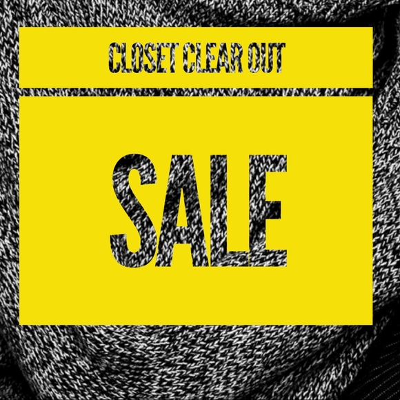 Other - Closet clear out sale 💞🎉🎉🎉